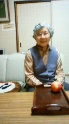 大舘のおばあちゃん
