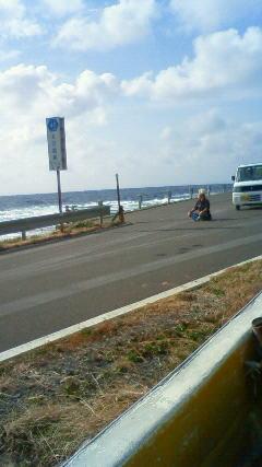 礼文島最南端