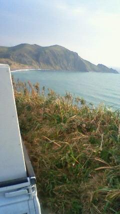 アワビコタンゴロタ岬だそうです。