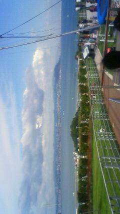 淡路島に渡りました。明石大橋