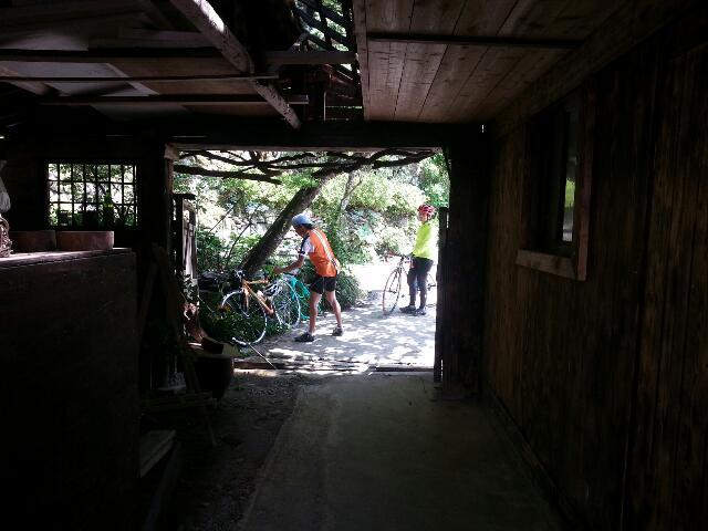 5月20日自転車
