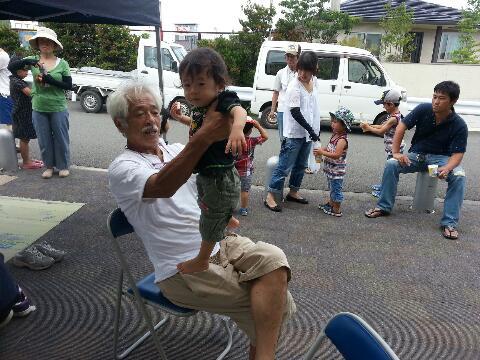 みやまえん夏祭り(<br />  続)
