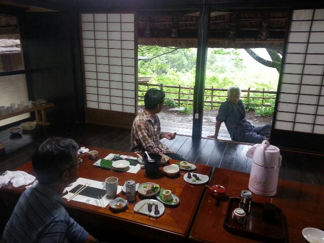 5月26日静岡県から